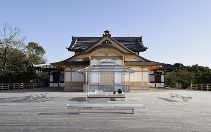 Проект японского художника Tokujin Yoshioka.