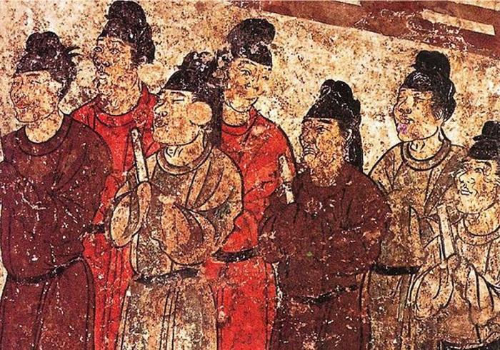 Китайские евнухи в Запретном городе.   Фото: m.epochtimes.ru.