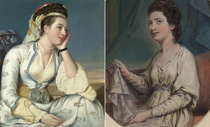 Мария Ганнинг, графиня Ковентри.