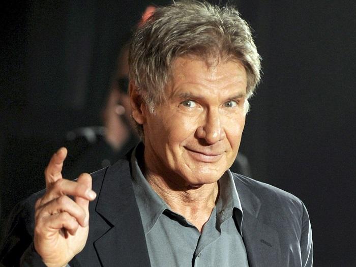 Харрисон Форд (Harrison Ford) - один из самых высокооплачиваемых актеров Голливуда конца ХХ века.   Фото: filmoholicy.pl.