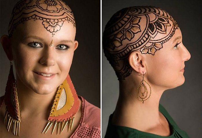 «Henna Crown» - «Корона из хны».