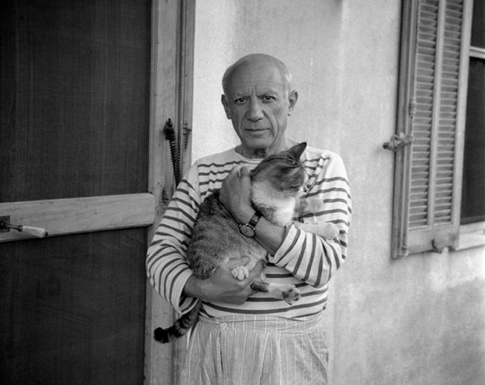 Пабло Пикассо - испанский художник, скульптор, основоположник кубизма. | Фото: cs543108.vk.me.