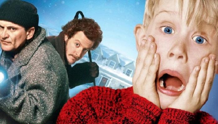 «Один дома» - комедия, снятая в 1990 году.   Фото: asosya.com.