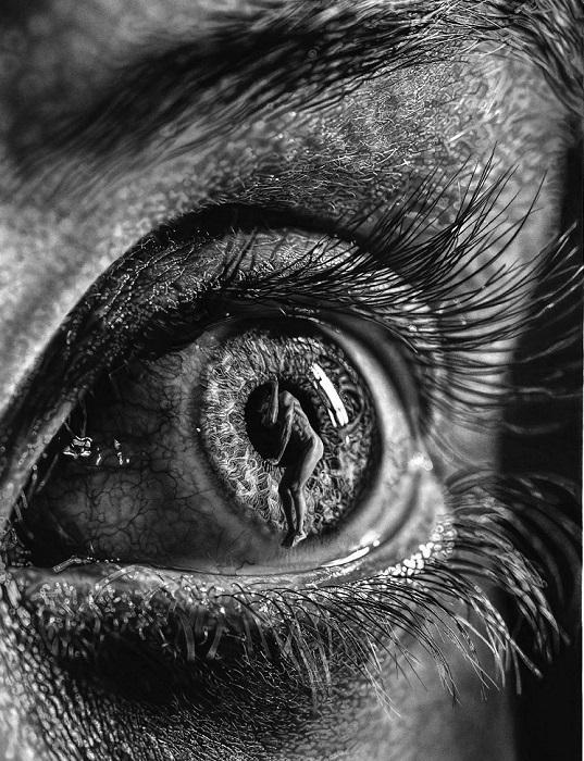 Удивительное творчество Джоно Драя. | Фото: mymodernmet.com.