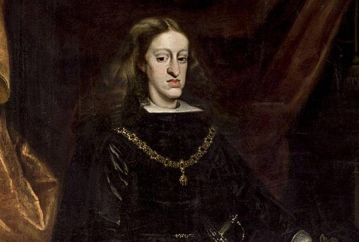 Карл II Испанский - последний представитель Дома Габсбургов. | Фото: allday.com.