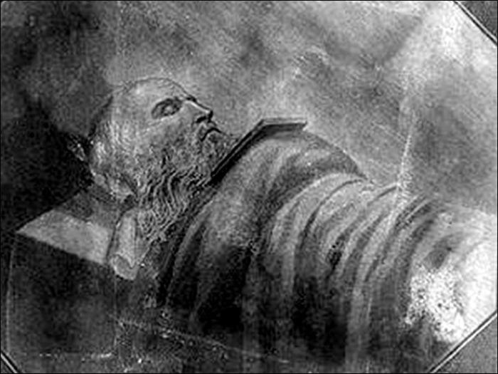 Старец Федор Кузьмич на смертном одре. | Фото: siberiantimes.com.