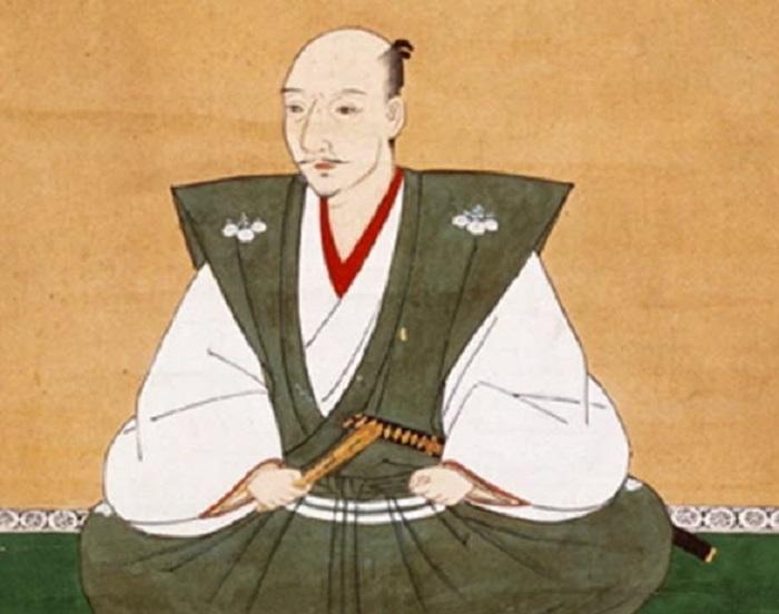 Японский военачальник Ода Нобунага. | Фото: alkogol.com.
