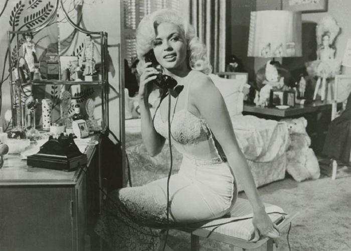 Джейн Мэнсфилд - популярная американская актриса середины 20 века. | Фото: izuminki.com.
