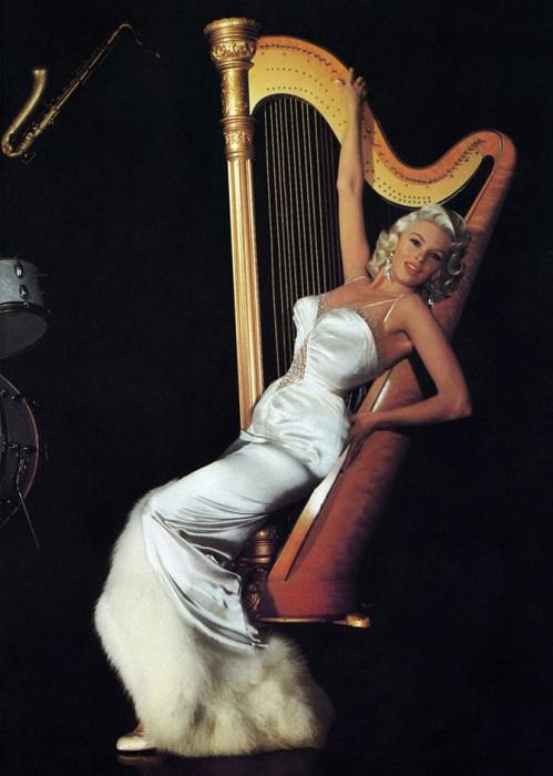 Jayne Mansfield - дива Голливуда 1960-х годов. | Фото: izuminki.com.