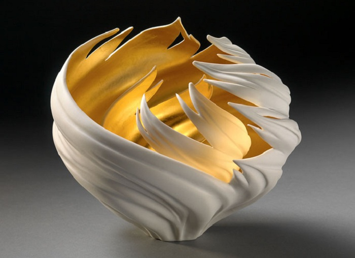 Работа скульптора Jennifer McCurdy