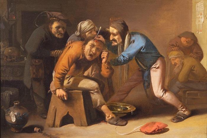 Pieter Jansz Quast. Ок. 1630 год.