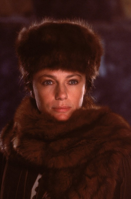 Жаклин Биссет (Jacqueline Bisset) в роли Анны Карениной (1985). | Фото: kino-teatr.ru.