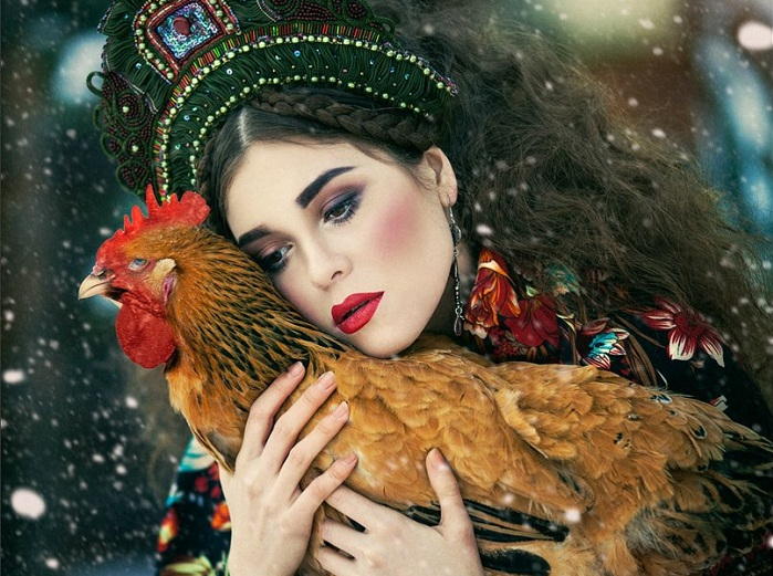 Художественная съемка Маргариты Каревой.
