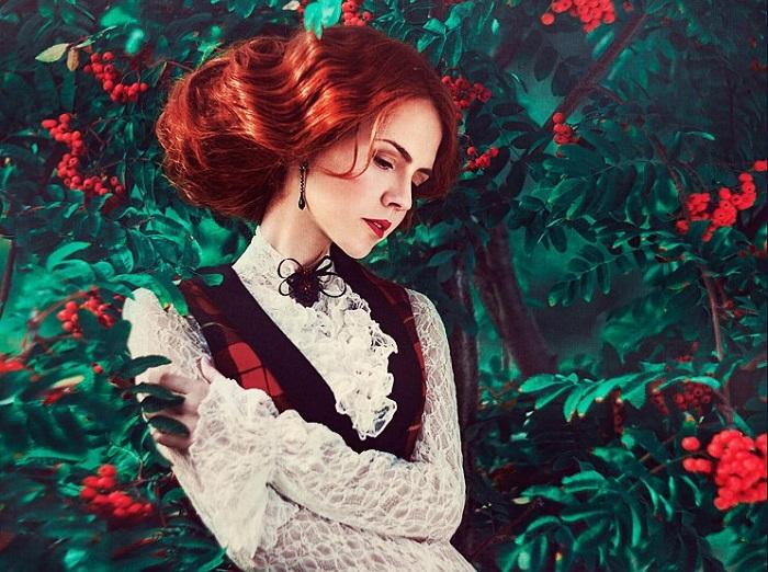Художественная съемка от Маргариты Каревой.