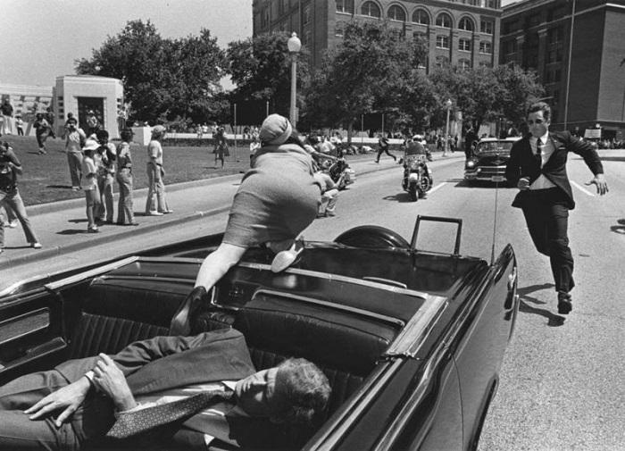 Кадр из к/ф «Испытание Ли Харви Освальда» (1977). | Фото: rusmir.su.