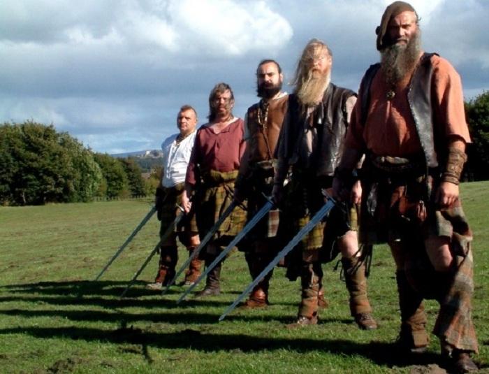 Килт - национальная одежда шотландцев. | Фото: diletant.media.