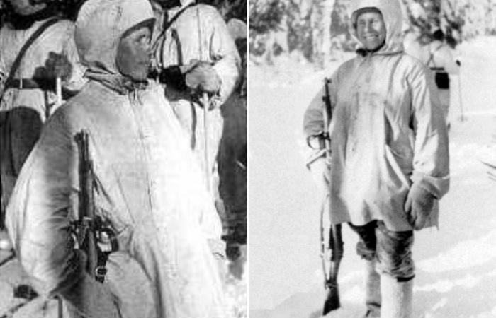 Лучший финский снайпер времен Зимней войны (1939-1940 гг). | Фото: thevintagenews.com.
