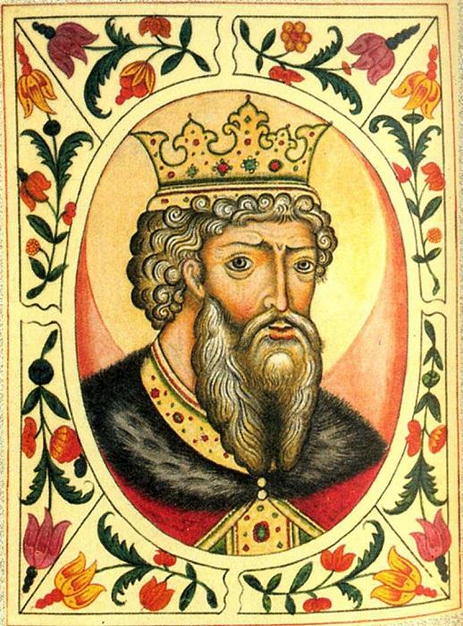 Князь Владимир I Святославич. | Фото: img-fotki.yandex.ru.