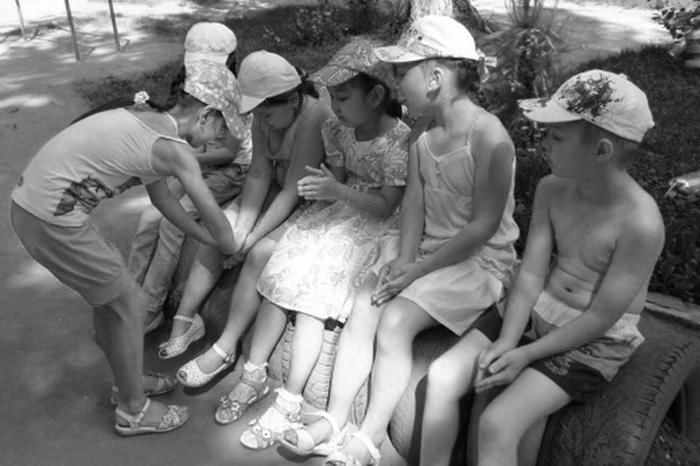 «Колечко-колечко» - игра нашего детства. | Фото: vimka.ru.