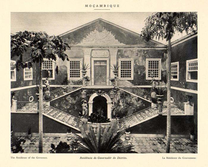 До второй половины XX века Мозамбик был колонией Португалии.
