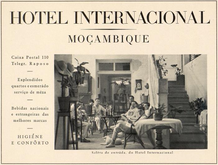 Hotel Internacional.