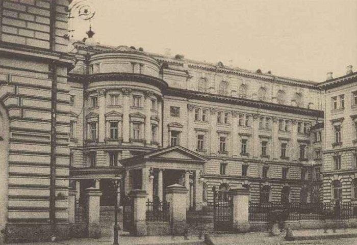 Консерватория на Большой Никитской, 1901-1903 гг.   Фото: 900igr.net.