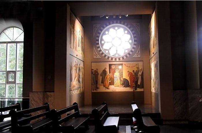 Костел Святого Антония Падуанского в Витебске. | Фото: russian.rt.com.