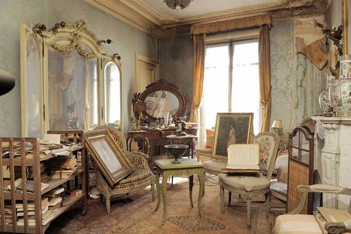 Квартира мадам де Флориан. | Фото: krasfun.ru.
