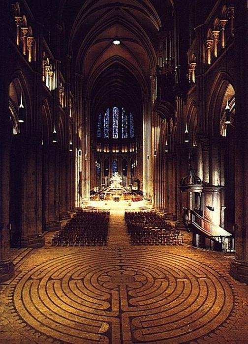 Шартрский собор. | Фото: softmixer.com.