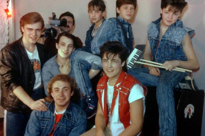 Группа «Ласковый май». | Фото: files.vm.ru.