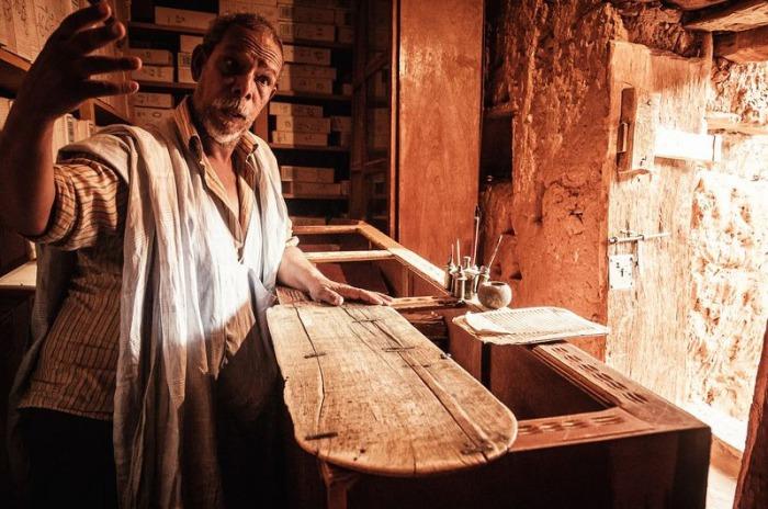 В библиотеках Шингетти до сих пор остается несколько тысяч манускриптов.