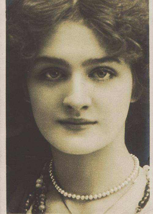 Lily Elsie - самая фотографируемая дама эдвардианской эпохи. | Фото: gopixpic.com.