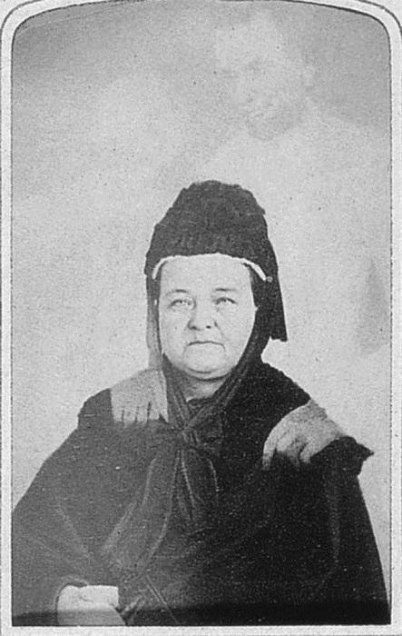 Мери Тодд Линкольн - жена президента Авраама Линкольна.   Фото: nlo-mir.ru.
