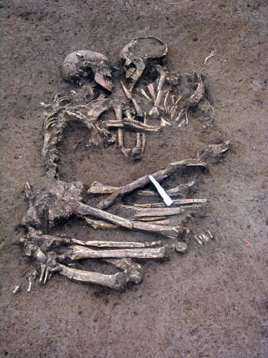 Останки, которым уже 6 тысяч лет. | Фото: img.buzzfeed.com.