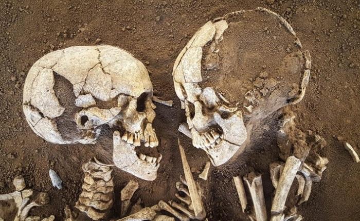 Останки, найденные в 2007 году на севере Италии. | Фото: tersmeha.ru.