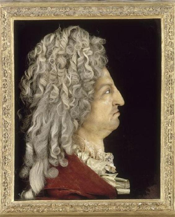Людовик XIV - король Франции.   Фото: p-i-f.livejournal.com.