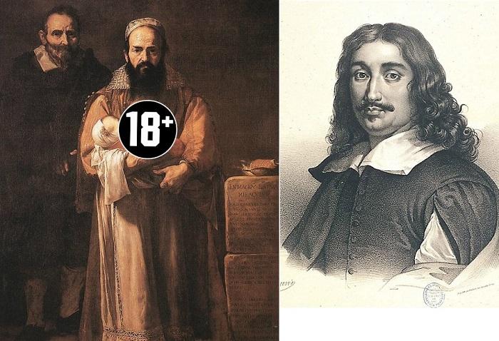 Испанский художник Хосе де Рибера и его полотно «Портрет Магдалены Вентура с мужем и сыном».
