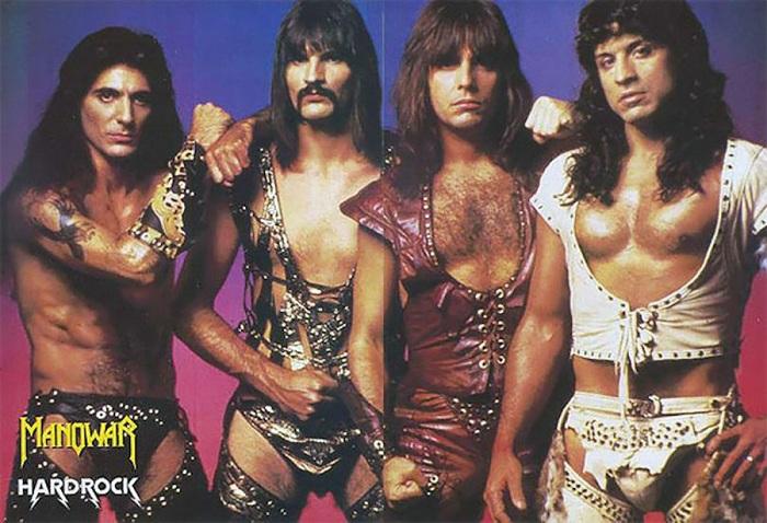 «Manowar» попали в книгу рекордов Гиннесса как «самая громкая концертная группа мира». | Фото: ic.pics.livejournal.com.