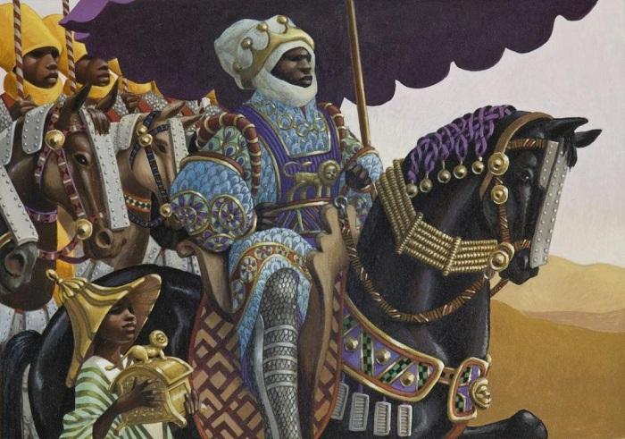 Манса Муса прославился богатым паломничеством в Мекку. | Фото: fb.ru.