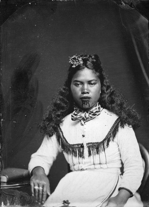 Винтажный снимок, сделанный в конце XIX века. | Фото: flashbak.com.
