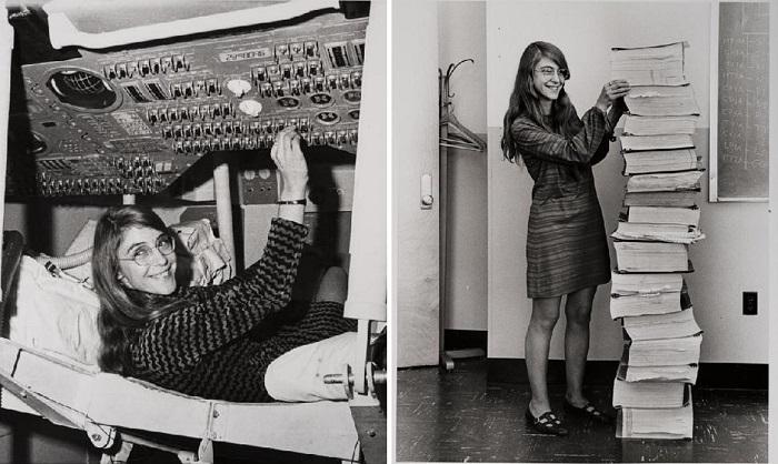 Маргарет Гамильтон - компьютерный специалист и программный инженер. | Фото: mymodernmet.com.