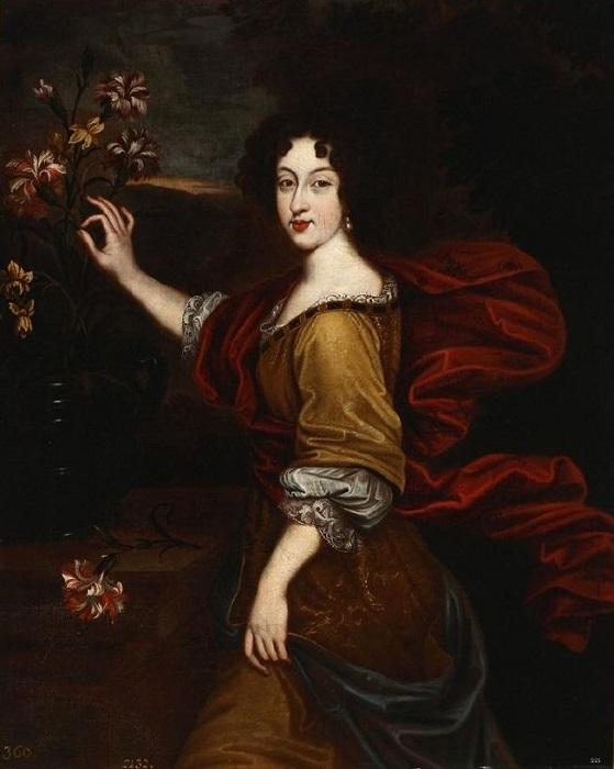 Мария-Луиза Орлеанская - королева-консорт Испании, жена короля Карла II. | Фото: pp.userapi.com.