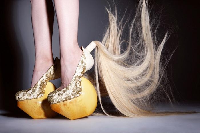Новая коллекция обуви от японского дизайнера Masaya Kushino.