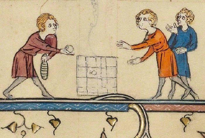 Считалось, что в Средние века люди умирали до 30 лет. | Фото: blogs.getty.edu.