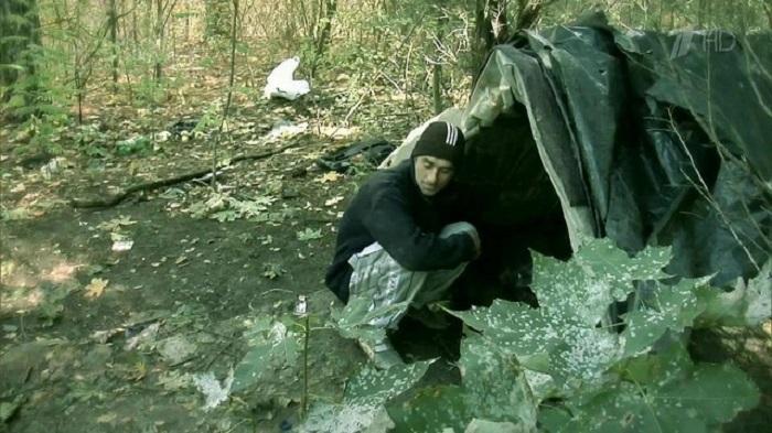 Молдавский Маугли прожил в лесу 18 лет. | Фото: img.rl0.ru.