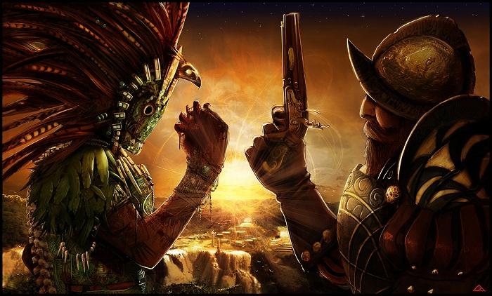 Самые распространенные мифы о конкистадорах. | Фото: fcmscsp.edu.br.