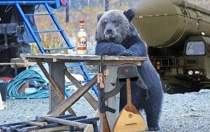 Стереотипы иностранцев относительно России.