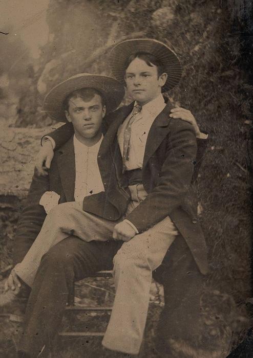 Снимок времен викторианской эпохи. 1870-1880-е гг. | Фото: mashable.com.
