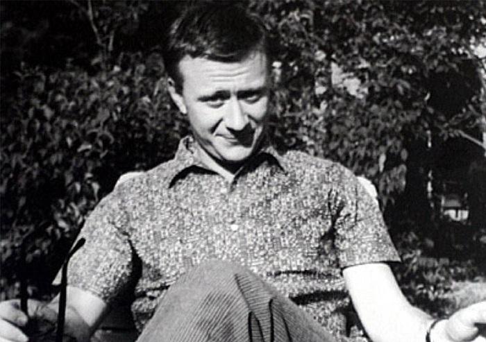 Андрей Миронов в юности. | Фото: news.boyarka.name.