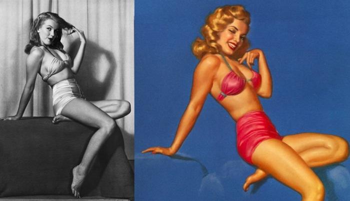 В 2011 году этот пастельный рисунок с изображением Мэрилин Монро была продан на аукционе за $ 83650. | Фото: aaarwinandthebirthdayparty.blogspot.com.